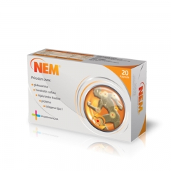 Nem 500mg 20 kapsula - photo ambalaze