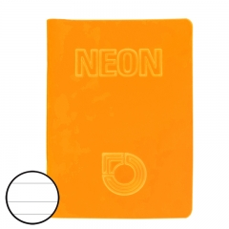Sveska Neon narandžasta A4 - photo ambalaze