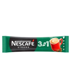 Instant kafa 3in1 Strong 17g - photo ambalaze