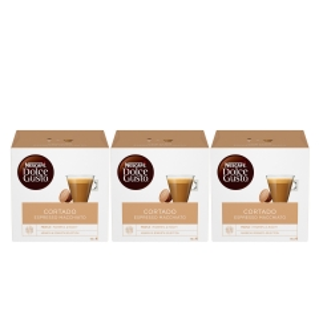 Cortrado Espresso Macchiato 3-pack - photo ambalaze