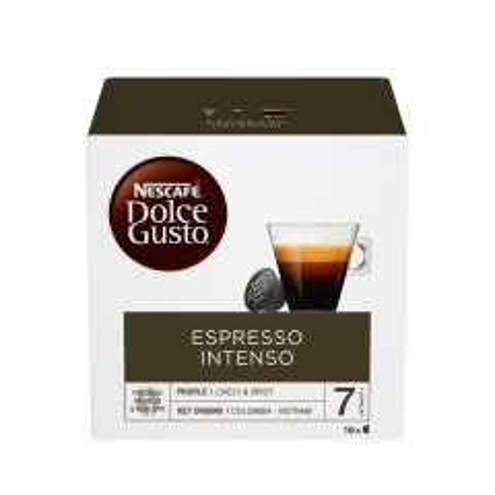 Espresso Intenso 16 kapsula - photo ambalaze