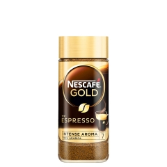 Instant kafa Gold Espresso 100g - photo ambalaze
