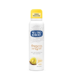 Fresco Bergamot&Ginger Spray Deodorant 150ml - photo ambalaze