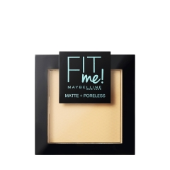 New York Fit Me Matte 115 puder - photo ambalaze