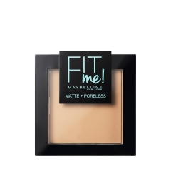 New York Fit Me Matte 120 puder - photo ambalaze
