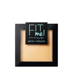 New York Fit Me Matte 130 puder - photo ambalaze