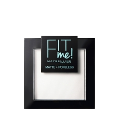 New York Fit Me Matte 90 puder - photo ambalaze
