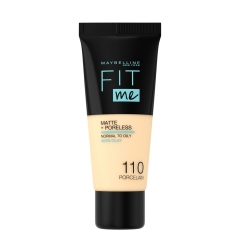 New York Fit Me Matte 110 tečni puder - photo ambalaze