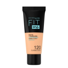 New York Fit Me Matte 120 tečni puder - photo ambalaze