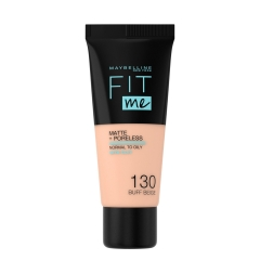 New York Fit Me Matte 130 tečni puder - photo ambalaze
