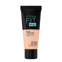 New York Fit Me Matte 230 tečni puder - photo ambalaze