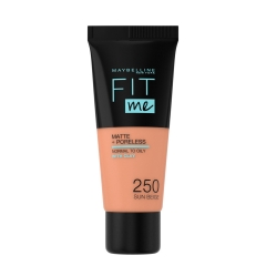 New York Fit Me Matte 250 tečni puder - photo ambalaze