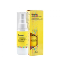 Vitamin D3 4000IU sprej 40ml - photo ambalaze