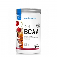 BCAA Flow 2:1:1 Cherry Cola 360 g - photo ambalaze