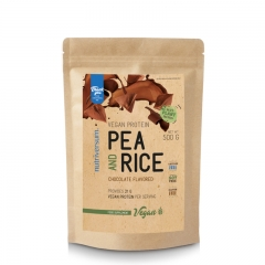 Vegan Pea & Rice Protein 500g - photo ambalaze