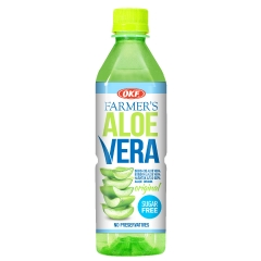 Napitak od aloe vere 500ml - photo ambalaze