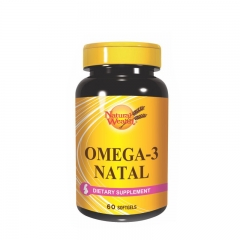 Omega 3 Natal 60 kapsula - photo ambalaze