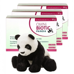 Panda 3-Pack - photo ambalaze