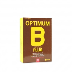 Optimum B komplex plus - photo ambalaze