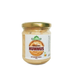 Organski humus natural 180g - photo ambalaze
