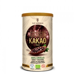 Superior kakao prah Criollo 150g - photo ambalaze