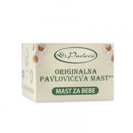 Pavlovićeva mast - photo ambalaze