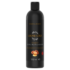 Šampon Ozone Gold 330ml - photo ambalaze