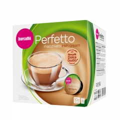 Perfetto Macchiato Irish Cream 10 Dolce Gusto kompatibilnih kapsula - photo ambalaze