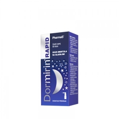 Dormirin Rapid sprej 10ml - photo ambalaze