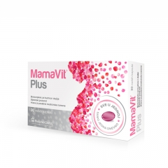 Mamavit Plus 30 kapsula - photo ambalaze