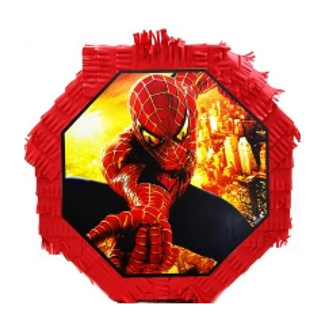 Pinjata Spajdermen 1 komad - photo ambalaze