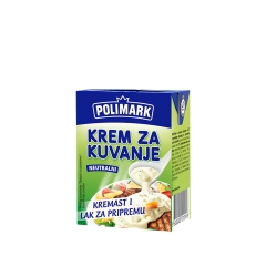 Krem za kuvanje 200ml - photo ambalaze