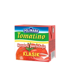 Tomatino kuvani paradajz 500ml - photo ambalaze