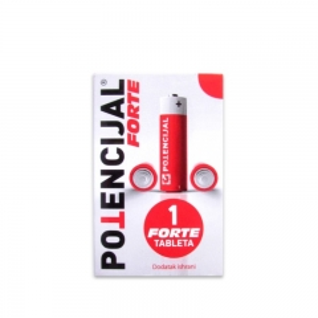 Forte 1 kapsula - photo ambalaze