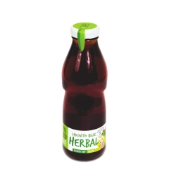 Organski sirup herbal  500ml - photo ambalaze