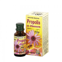 Propolis kapi sa Ehinaceom 20ml - photo ambalaze