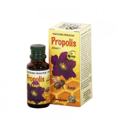 Propolis kapi sa vitaminom C 20ml - photo ambalaze