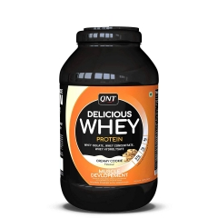 Delicious Whey Protein cookie 2,2kg - photo ambalaze