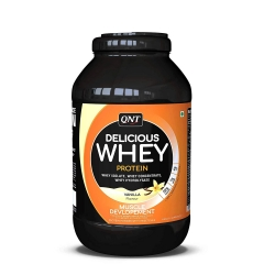 Delicious Whey Protein vanila 2,2kg - photo ambalaze