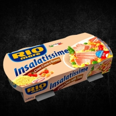 Insalatissime 2-pack 2x160 g - photo ambalaze