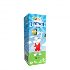 Fervit kapi 30ml - photo ambalaze