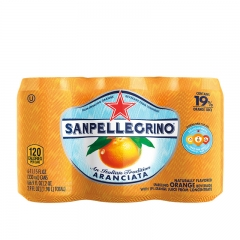 Aranciata 6-pack - photo ambalaze