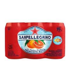 Aranciata Rossa 6-pack - photo ambalaze