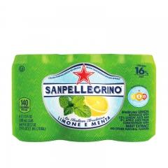 Limone e Menta 6-pack - photo ambalaze
