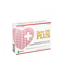 Save Oil Plus 30 kapsula - photo ambalaze