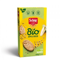 Bio Apple Bisco 105g - photo ambalaze