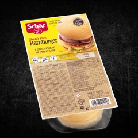 Burger zemička 300g - photo ambalaze