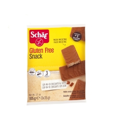 Napolitanke prelivene čokoladom 3x35g - photo ambalaze