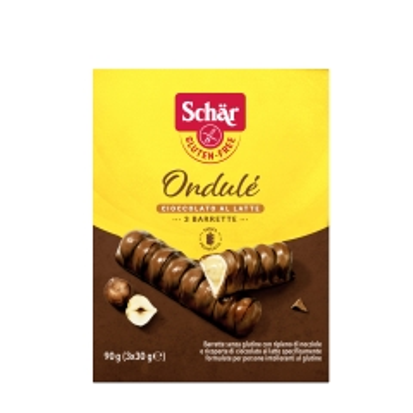 Ondule čokoladni bar 3x30g - photo ambalaze