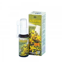 Kantarionovo ulje u spreju 30ml - photo ambalaze